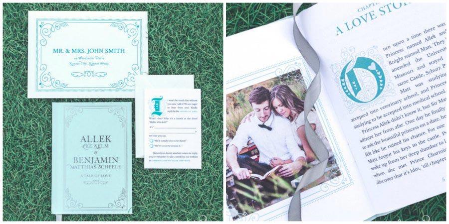 10 оригинальных приглашений на свадьбу 10