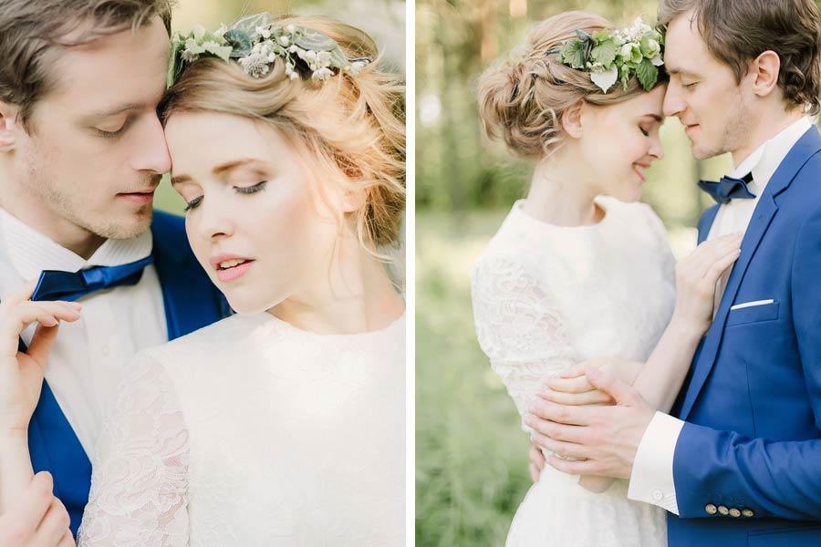 фотосессия лесная свадьба 2