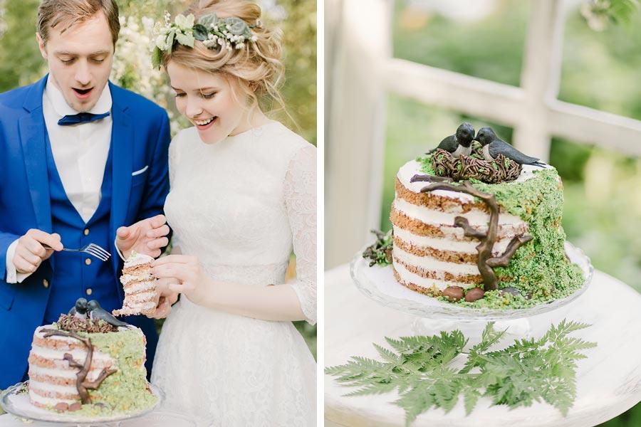 фотосессия лесная свадьба 7