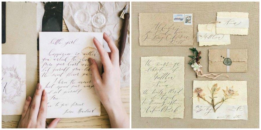 мастера свадебной каллиграфии 12