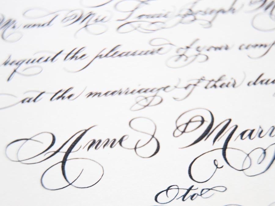мастера свадебной каллиграфии 13