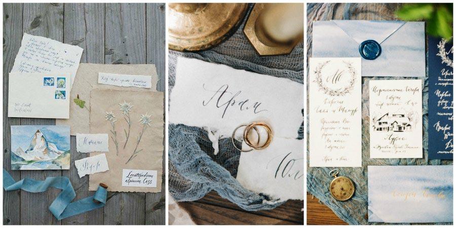 мастера свадебной каллиграфии 2