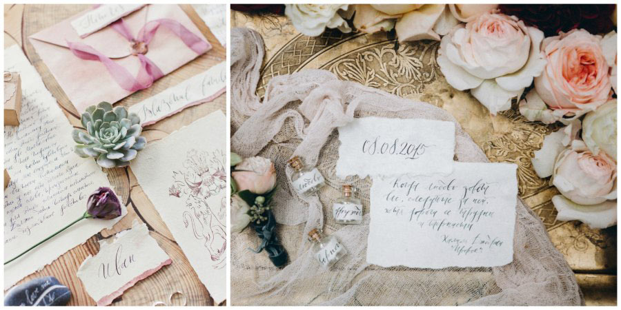 мастера свадебной каллиграфии 3
