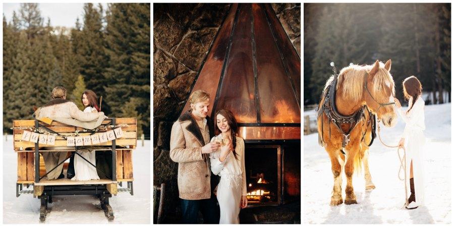 мифы о зимней свадьбе 2