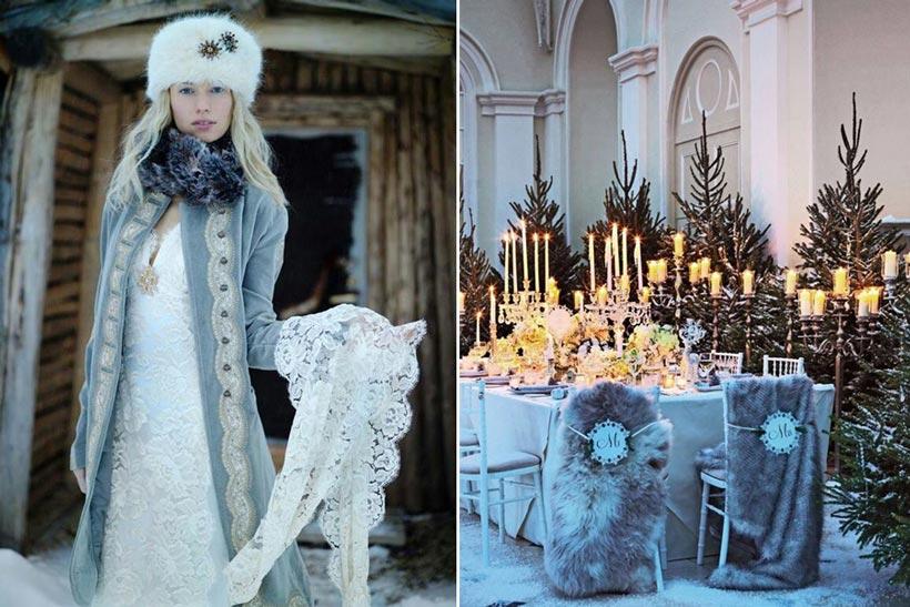 русская свадьба зимой 3