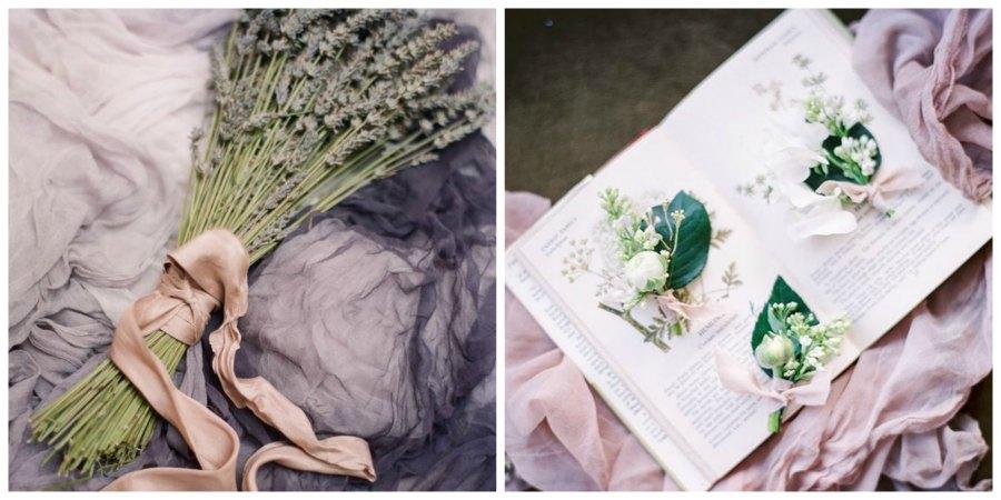 шелковые ленты на свадьбе 14