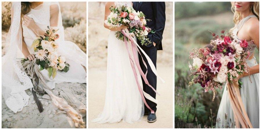 шелковые ленты на свадьбе 4