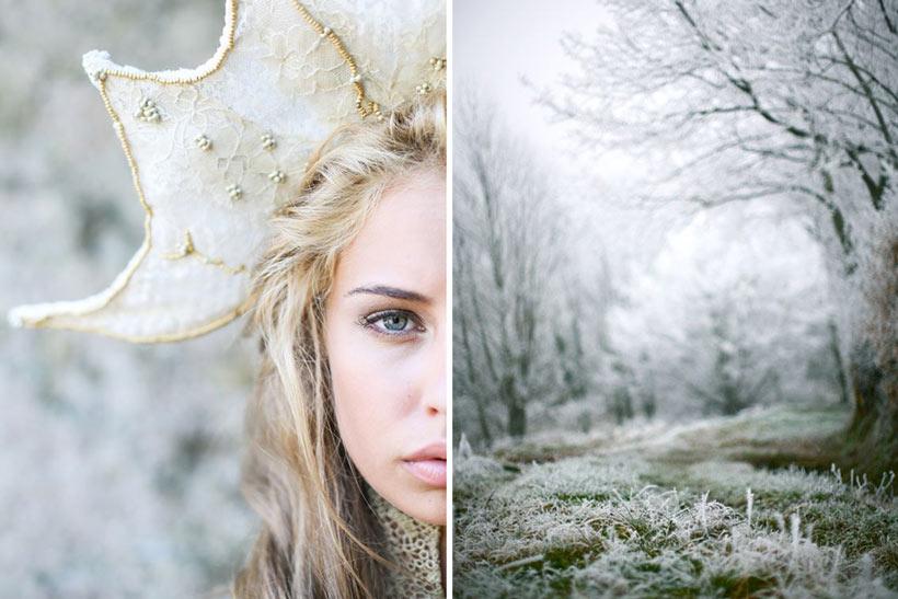 стили зимней свадьбы 6