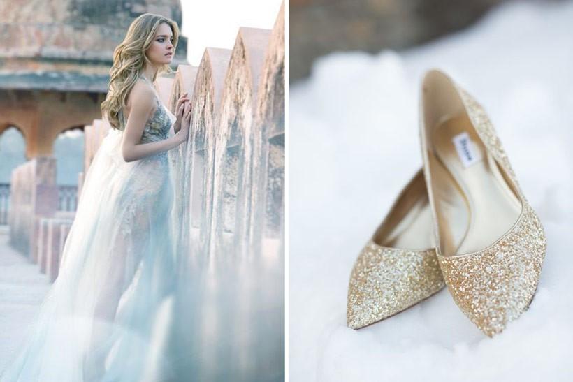 стили зимней свадьбы 7