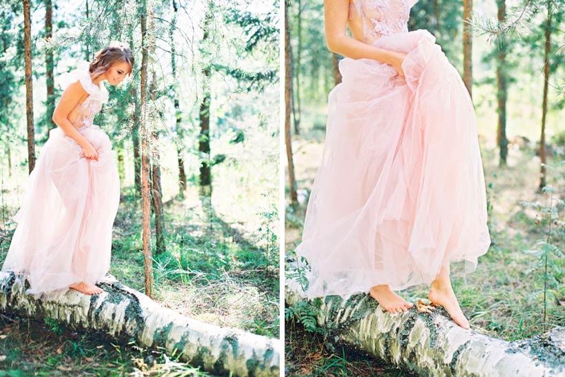 свадьба в лесу 2