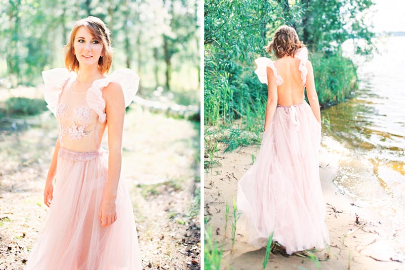 свадьба в лесу 4