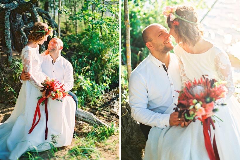 свадьба в лесу 7