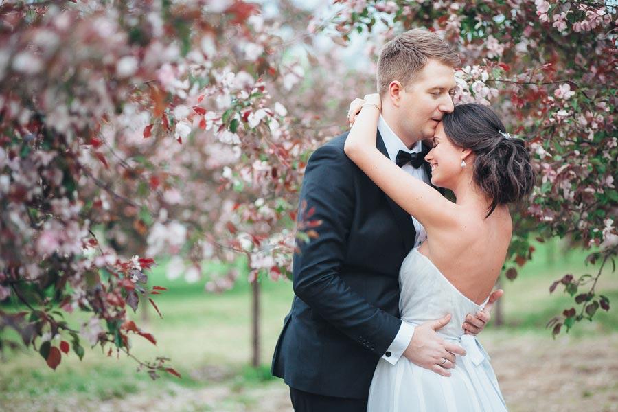 душевная свадьба юли и димы 1