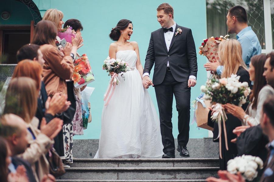 душевная свадьба юли и димы 12