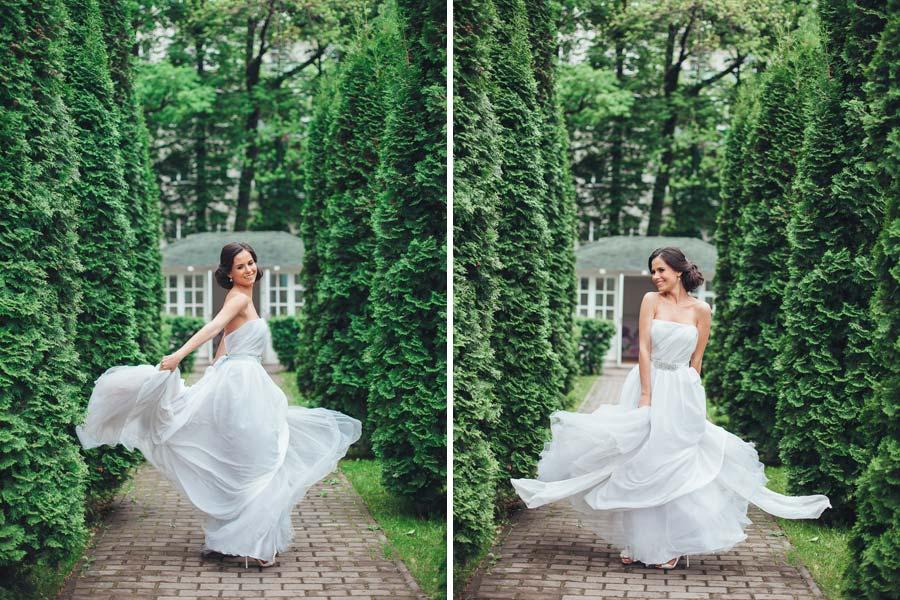 душевная свадьба юли и димы 16