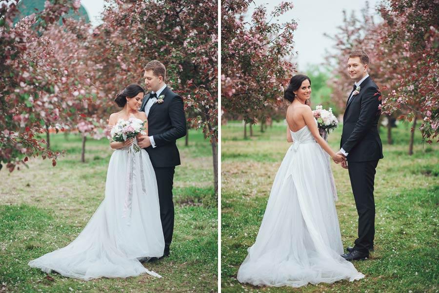 душевная свадьба юли и димы 17
