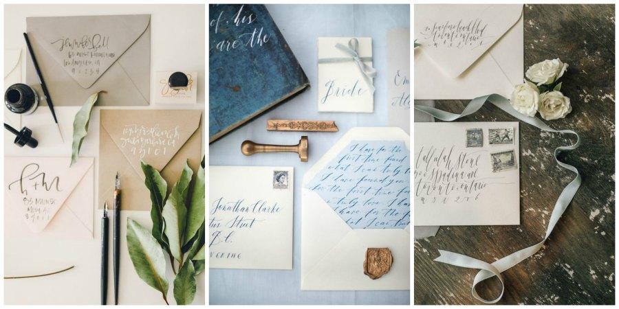 свадебная каллиграфия 3