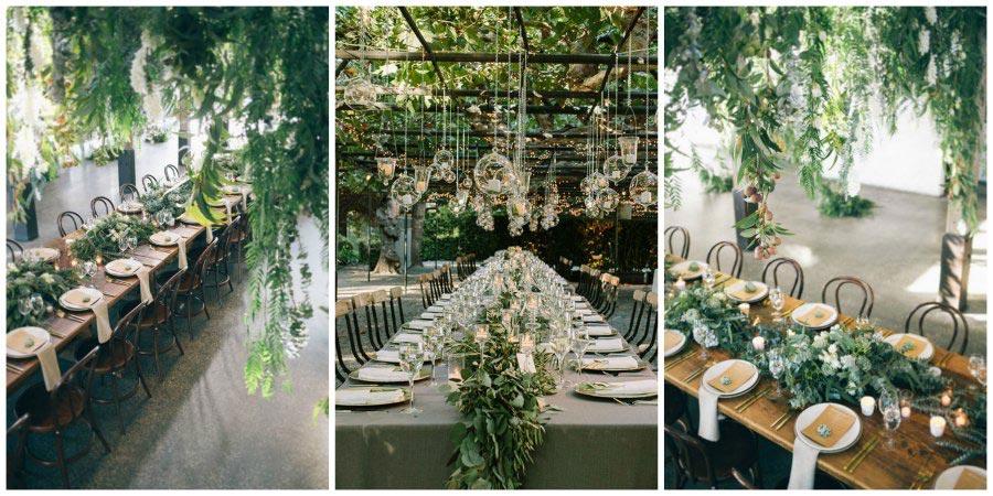 зелень на свадьбе 1