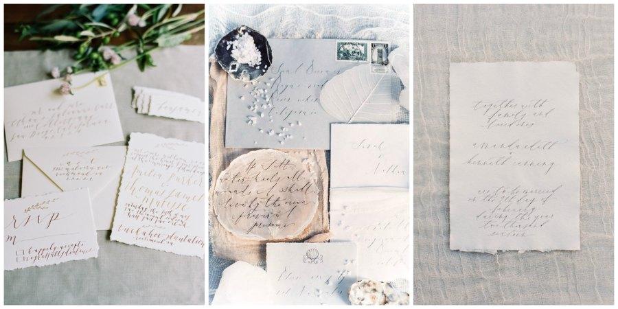 зимние приглашения на свадьбу 4