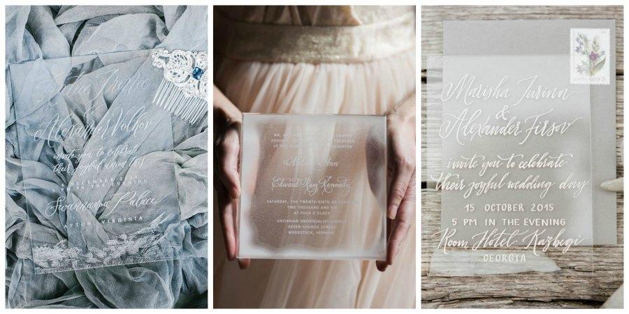 зимние приглашения на свадьбу 8