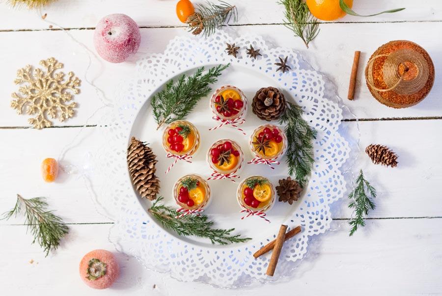 начинки зимнего свадебного торта 4