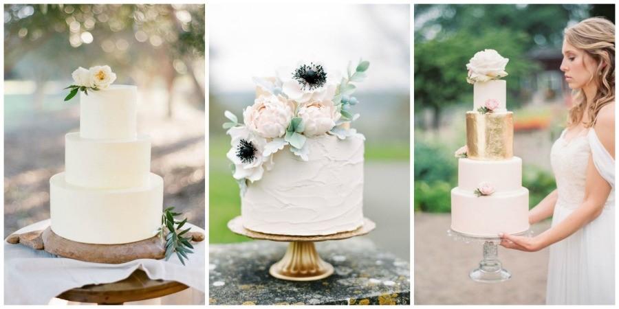 свадебный торт 2017 2
