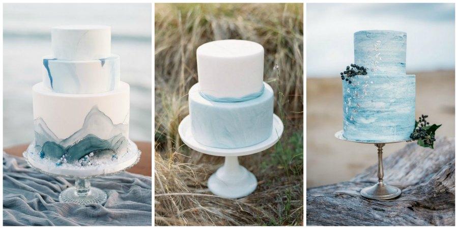 свадебный торт 2017 4