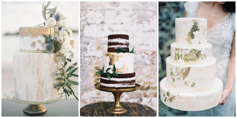 свадебный торт 2017 6