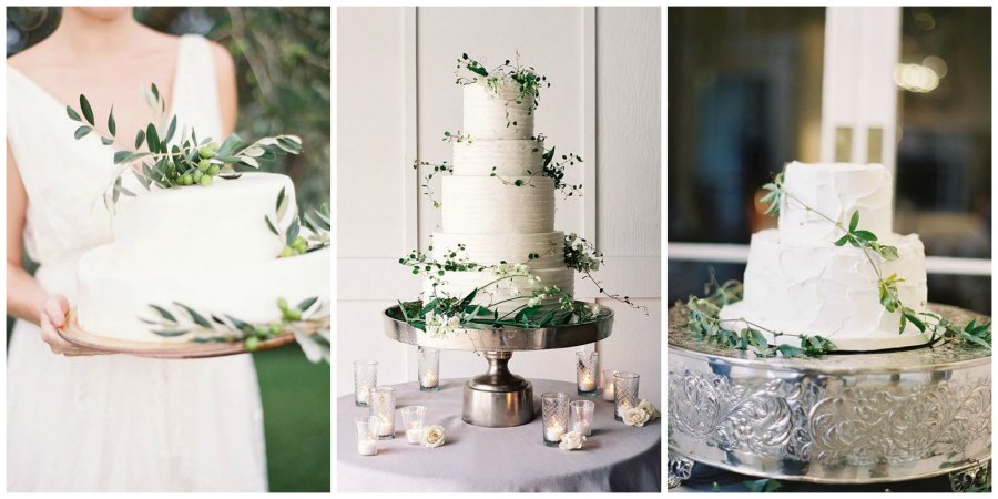 свадебный торт 2017 8