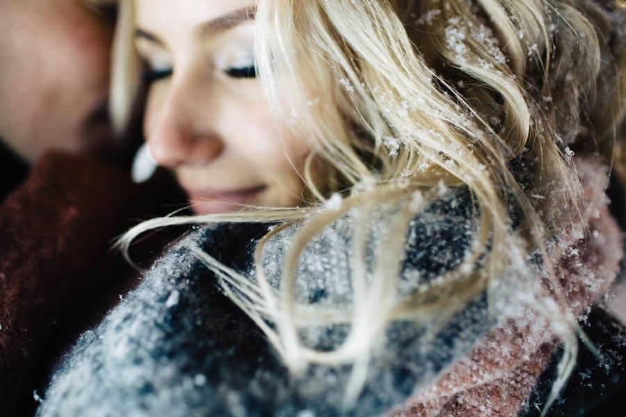 зимняя прогулка алены и ильи 11