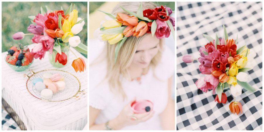 свадьба весной 10 свежих идей 1