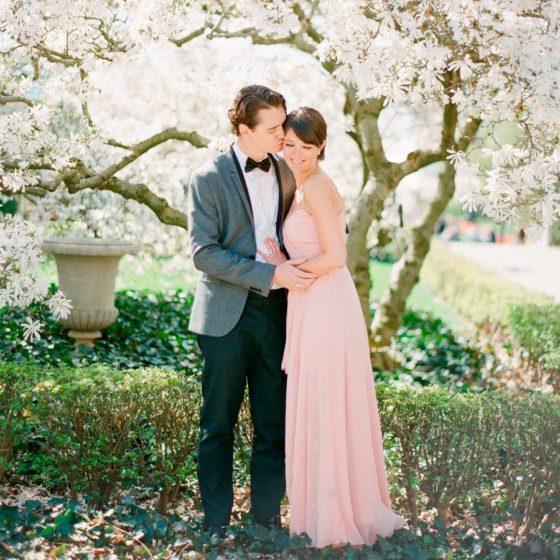Свадьба весной: 10 свежих идей