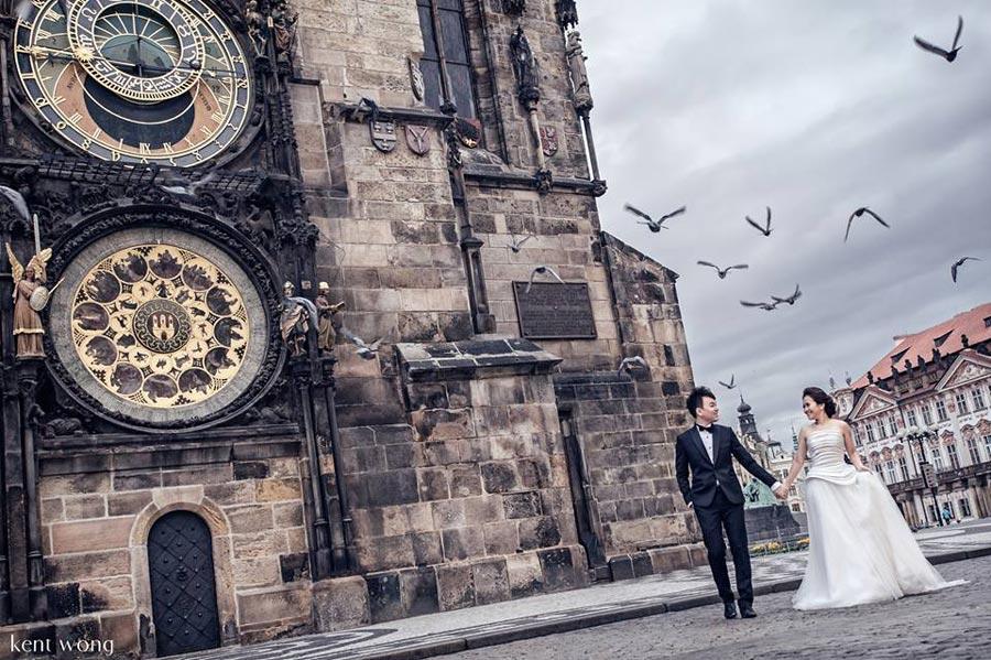 8 мест для свадьбы в праге 1