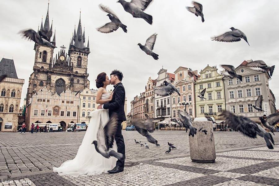 8 мест для свадьбы в праге 2