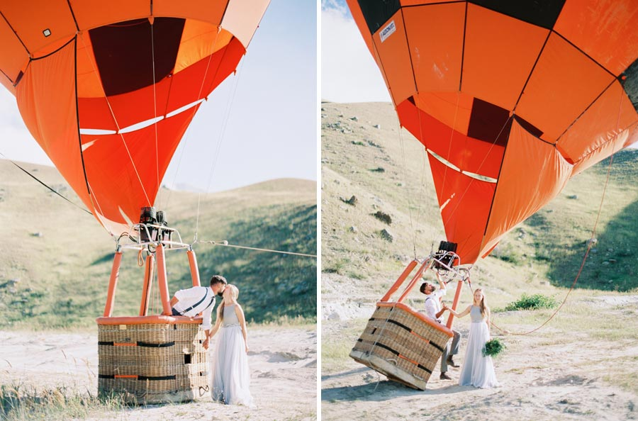 на воздушном шаре 4