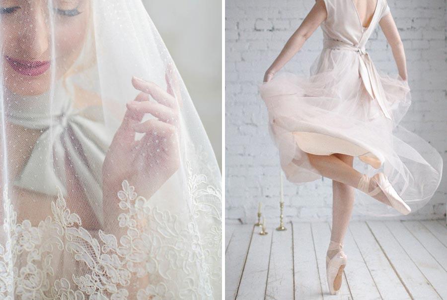 нежная свадьба для влюбленных в балет 1