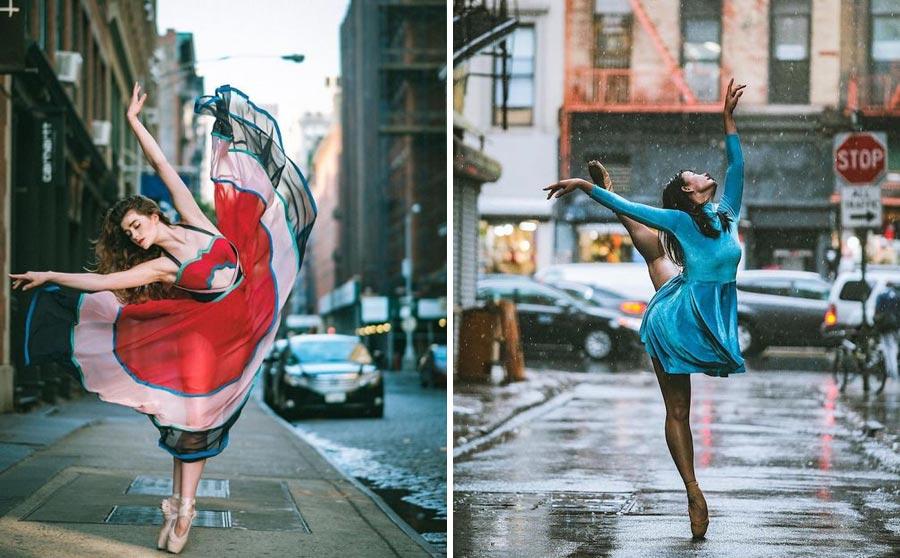 нежная свадьба для влюбленных в балет 15