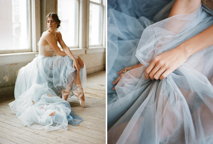 нежная свадьба для влюбленных в балет 3