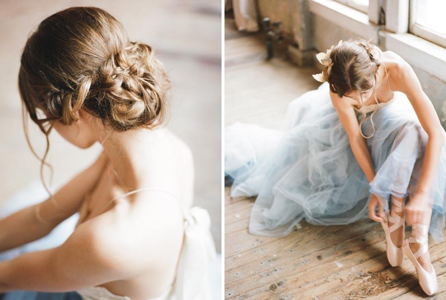 нежная свадьба для влюбленных в балет 4