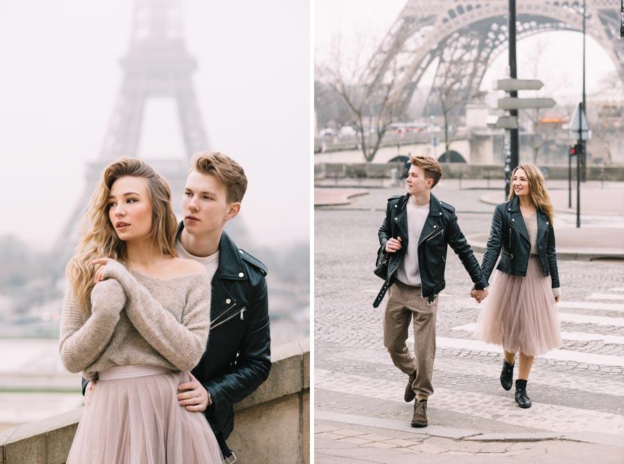 прогулка по парижу 1