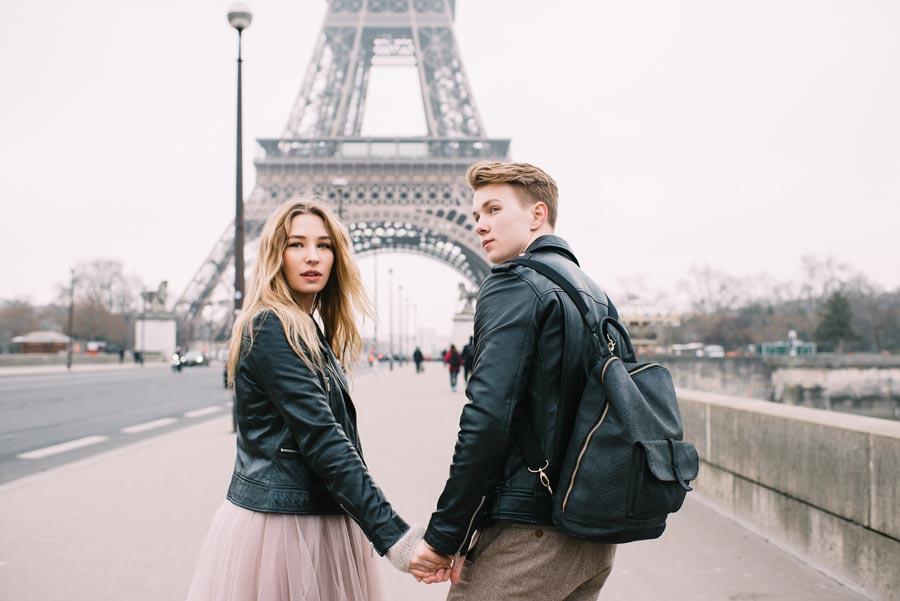 прогулка по парижу 2