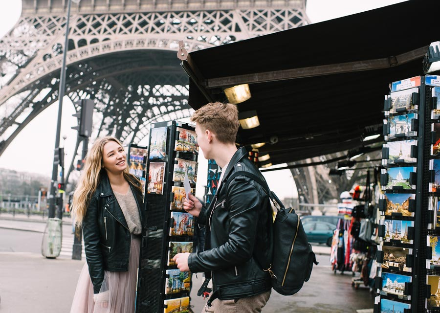 прогулка по парижу 5