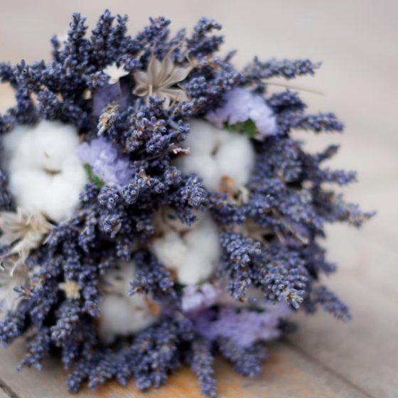 Букет невесты — как сохранить цветы в жару