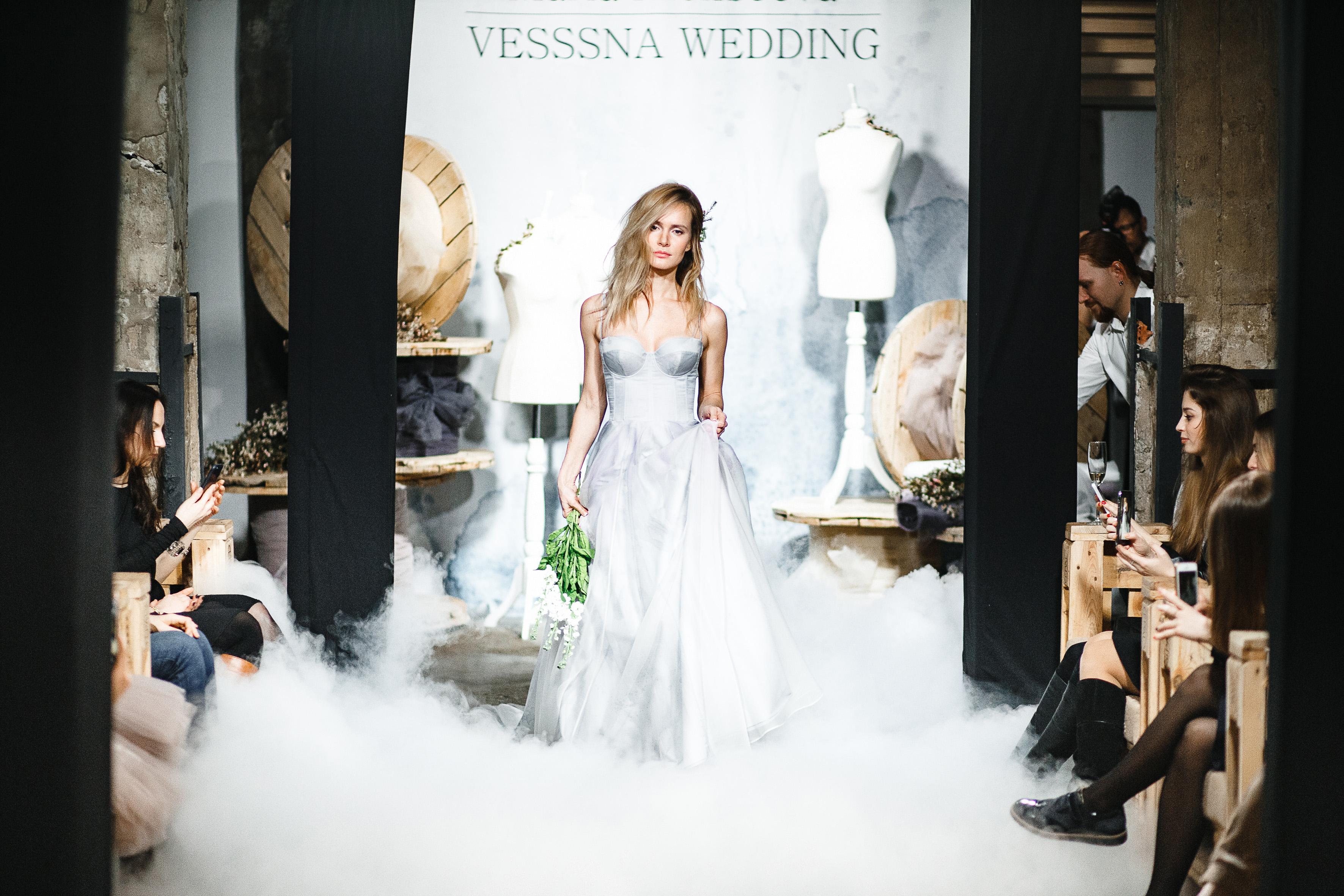 показ коллекции vesssna wedding 10