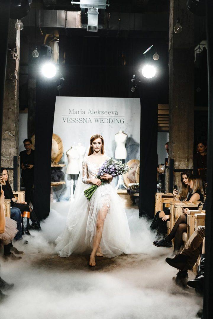 показ коллекции vesssna wedding 11