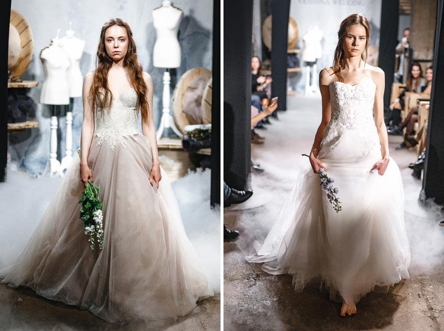 показ коллекции vesssna wedding 12