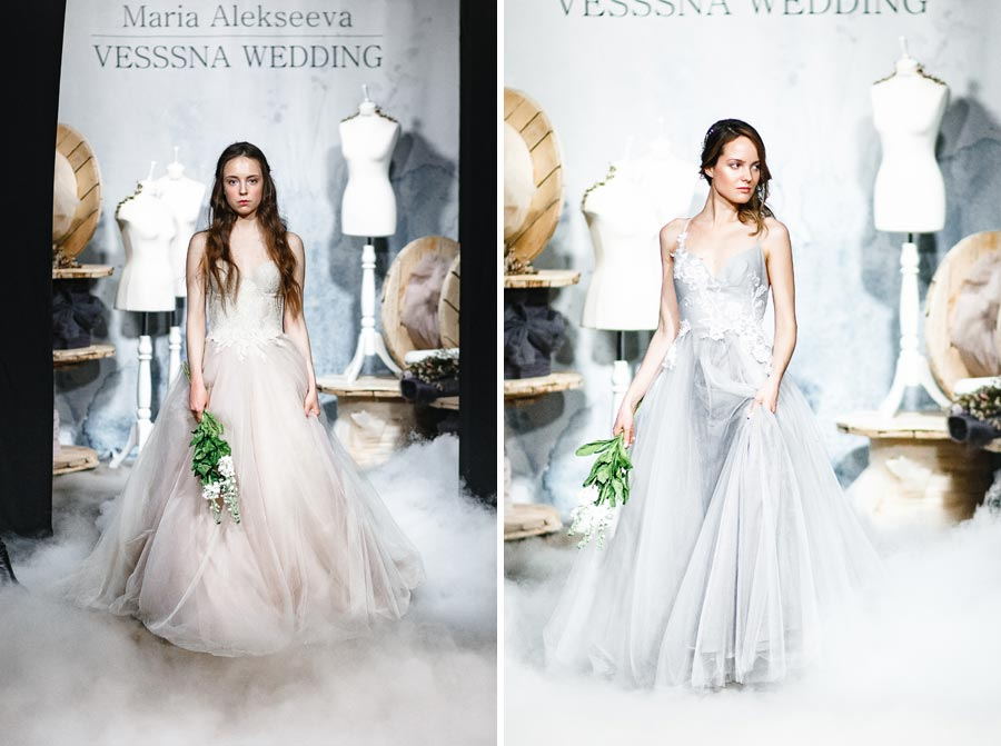 показ коллекции vesssna wedding 13