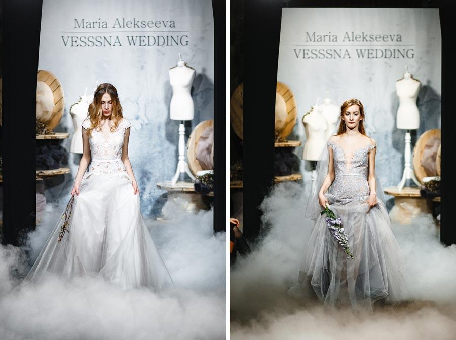 показ коллекции vesssna wedding 14