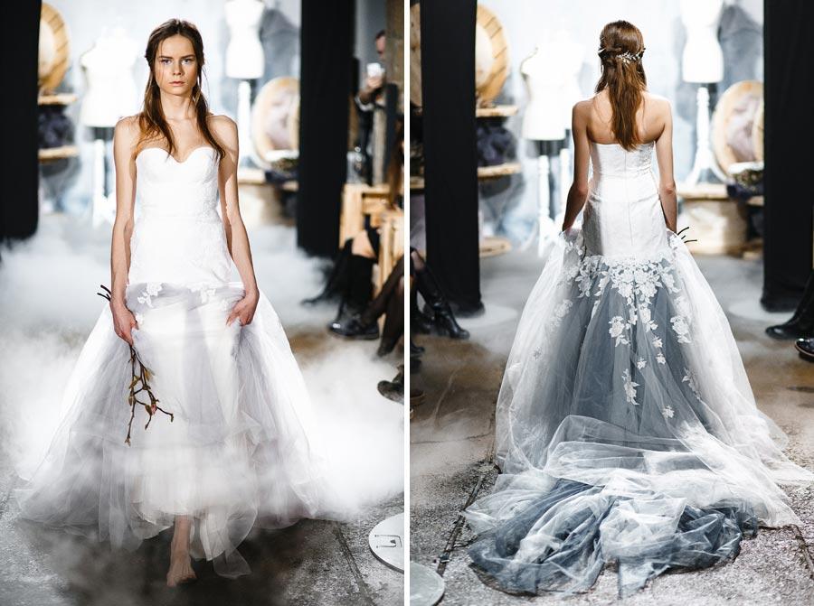 показ коллекции vesssna wedding 15