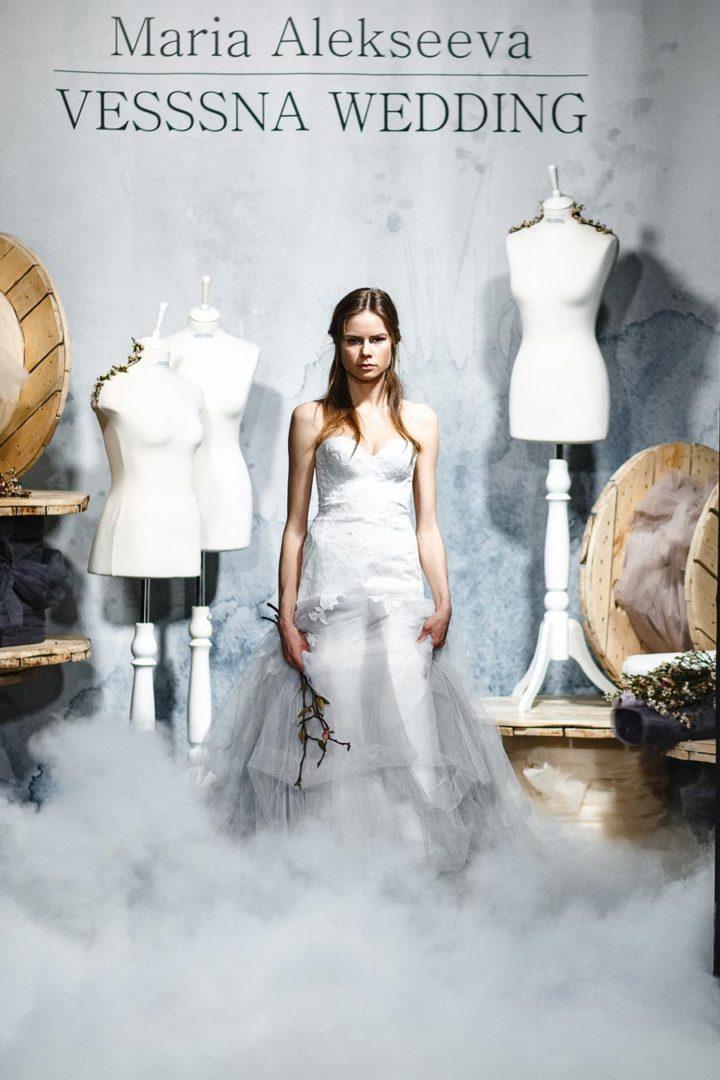 показ коллекции vesssna wedding 16